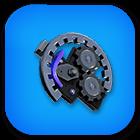 Sleek Mechanical Parts Tier 4