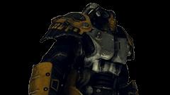 PROTOTYPE POWER ARMOR Set(X-01)- Level 40