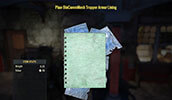 Plan: BioCommMesh Trapper Armor Lining