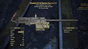 Bloodied 50 Cal Machine Gun - Level 45