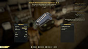 Sentinel`s BOS Combat Armor Right Arm - Level 50