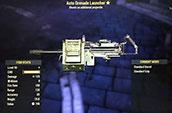 Auto Grenade Launcher - Level 50