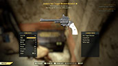 Junkie`s Hair Trigger Western Revolver - Level 50