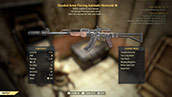 Bloodied Armor Piercing Automatic Handmade - Level 45