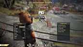 Two Shot Hardened .44 Pistol - Level 45