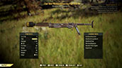 Two Shot Hardened Piercing Pipe Rifle - Level 50