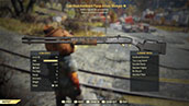 Two Shot Hardened Pump Action Shotgun - Level 45