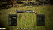 Two Shot Pump Action Shotgun - Level 45