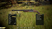 Two Shot Refined Double-Barrel Shotgun - Level 45