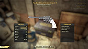 Two Shot Refined Wester Revolver - Level 50