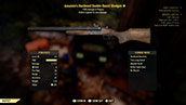 Assassin`s Hardened Double-Barrel Shotgun - Level 45