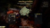 Cloaking Combat Armor Chest Piece - Level 50