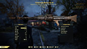 Furious Light Machine Gun - Level 50