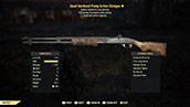 Quad Hardened Pump Action Shotgun - Level 45