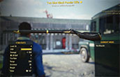 Two Shot Black Powder Rifle - Level 45