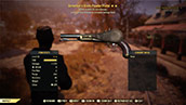 Berserker`s Black Powder Pistol - Level 50