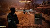 Mutant`s Submachine Gun - Level 45