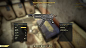 Bloodied 10mm Submachine Gun - Level 50