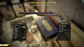 Bloodied Hardened Double-Barrel Shotgun - Level 45
