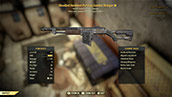 Bloodied Hardened Piercing Combat Shotgun - Level 50