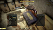 Executioner`s Black Powder Pistol - Level 50