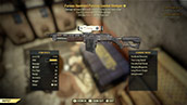 Furious Hardened Piercing Combat Shotgun - Level 50