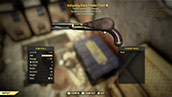 Instigating Black Powder Pistol - Level 40