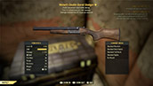 Mutant`s Double-Barrel Shotgun - Level 45