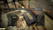 Quad Hardened Pump Action Shotgun - Level 45