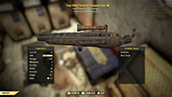 Two Shot Flechette Harpoon Gun - Level 50