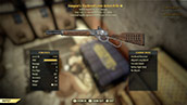 Vampire`s Hardened Lever Action Rifle - Level 45