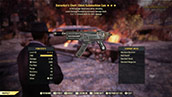 (New)Berserker`s Short 10mm Submachine Gun - Level 50