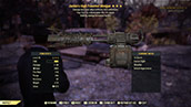 (New)Junkie`s High Powered Minigun - Level 45