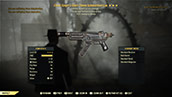 (New5.31)Ghoul Slayer`s Short 10mm Submachine Gun - Level 50