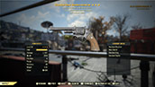 (New611)Bloodied Short Western Revolver - Level 50(90% reduced weight)