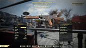 (New611)Instigating Submachine Gun - Level 45(V.A.T.S. critical shots do +50% damage)