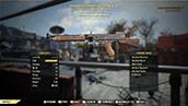 (New611)Instigating Submachine Gun - Level 45(V.A.T.S. critical shots do +50% damage)