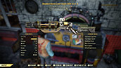 (New629)Bloodied Recon Laser Sniper Rifle - Level 45