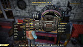 (New629)Junkie`s Gatling Plasma - Level 50