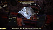 (New629)Powered Urban Scout Armor Chest Piece - Level 50