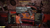 (New629)Vampire`s 10mm Pistol - Level 45