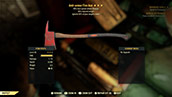(New66)Anti-armor Fire Axe - Level 45