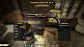 (New723)Bloodied Black Powder Pistol - Level 50