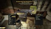 (New723)Executioner`s Short 10mm Submachine Gun - Level 50