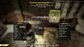 (New723)Executioner`s Short Hunting Rifle - Level 50