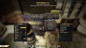 (New723)Furious Minigun - Level 45(2 stars)
