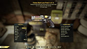 (New723)Furious Short Laser Pistol - Level 45