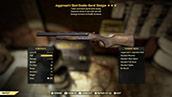 (New723)Juggernaut`s Short Double-Barrel Shotgun - Level 45