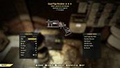 (New723)Quad Pipe Revolver - Level 50