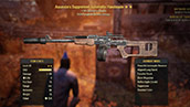 Assassin`s Suppressed Automatic Handmade - Level 45